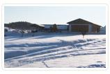 Il nostro Agritusmo sotto la nev